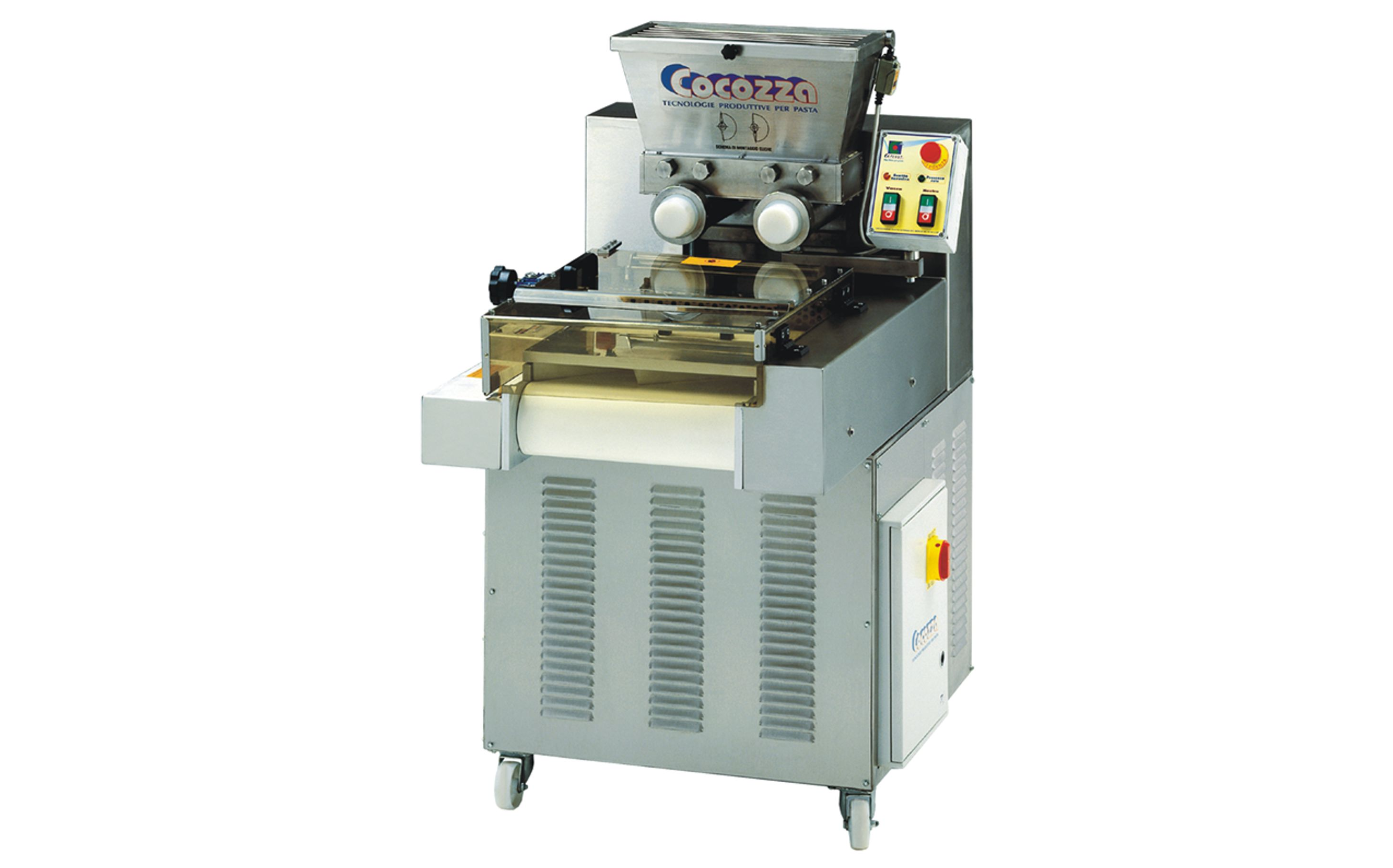 Fusilli machine