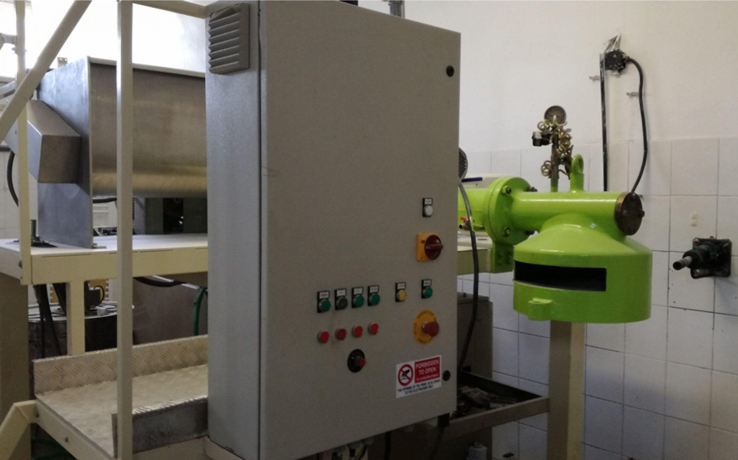 Pasta extruder SP250